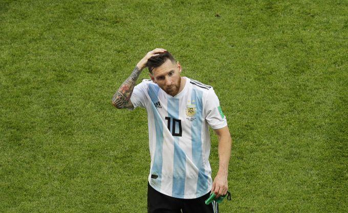 国际足球公布年度最佳球员候选人 梅西无缘前三