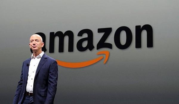 亚马逊市值进入万亿美元时代 贝佐斯身家增幅为21亿美元