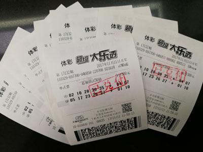 """彩票疯狂""""倍投侠""""盘点:一人1180倍投注险中59亿元!"""
