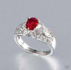 红宝石保养方法