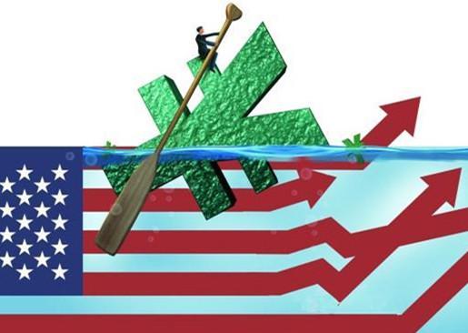 人民币汇率反弹 国有大行入场离岸掉期