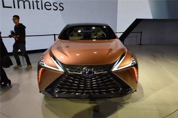 雷克萨斯全新旗舰车型或将于9月8日发布