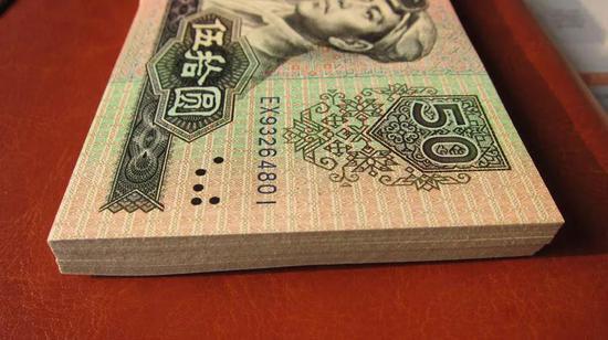 小面额纸币谁能突破百元大关成为新黑马