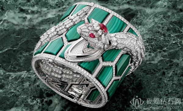 宝格丽Wild Pop顶级珠宝系列 完美展现义式庆典的愉悦风格