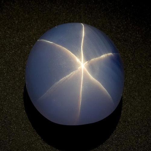 """""""亚当之星"""":重达1404.49克拉 成为目前世界上最大的蓝宝石"""