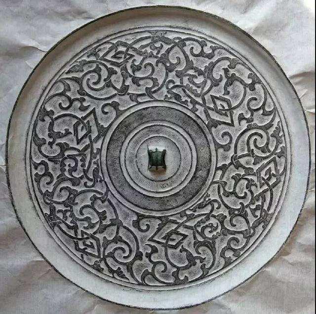 仿古铜镜的特征