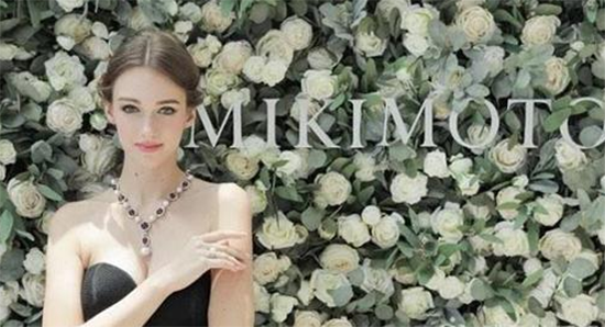 MIKIMOTO 125周年高级珠宝展览在香港举行