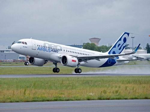 国航西南分公司迎来全新空客A320NEO私人飞机
