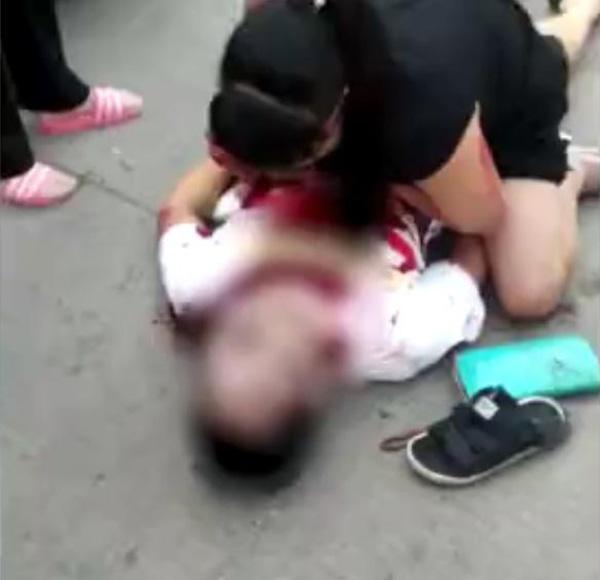 儿子护母被刺死 涉事男子目前已被刑拘