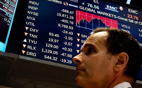 摩根士丹利预测:美股将在年底封顶