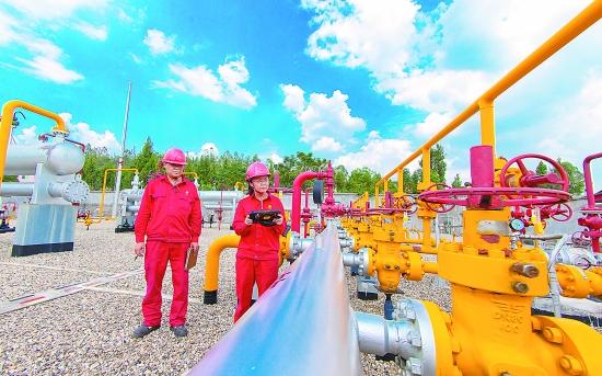 西南油气田全力保障四川广安地区天然气安全生产