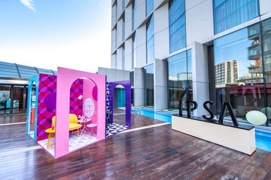 IPSA化妆品品牌举办茵芙莎魅色唇膏新品上市会