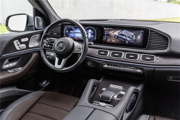奔驰正式发布全新GLE车型 巴黎车展全球首发