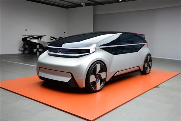 沃尔沃于斯德哥尔摩发布全新360c概念车