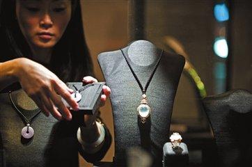 中国珠宝玉石首饰行业增长明显 成世界第二大珠宝首饰市场