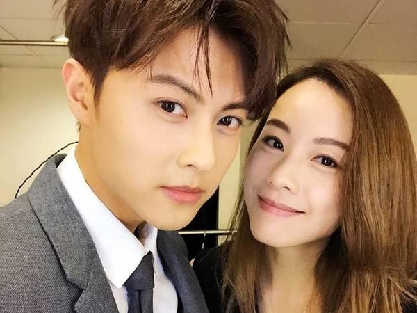 王子邓丽欣半同居 密友爆料:他想结婚了