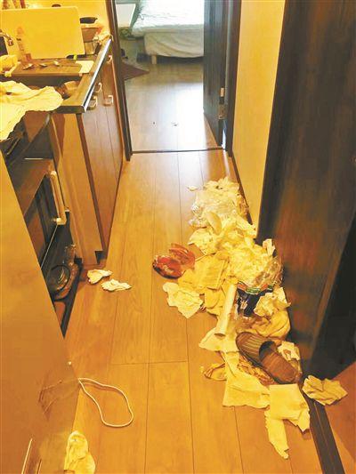 住日本民宿留下垃圾 老板要求租客赔偿6666日元