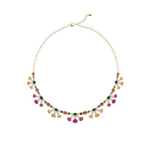 ENZO以缤纷花卉为创意灵感为灵感推出全新Tuileries杜乐丽花园系列