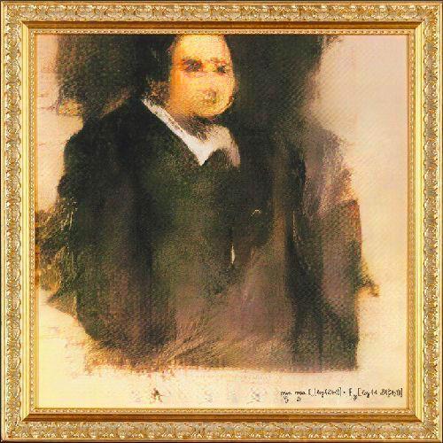人工智能创作的绘画作品频繁进入艺术市场