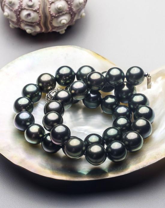 浅色珍珠改色方法