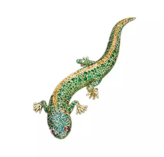 绿色宝石:释放极致珠宝魅力