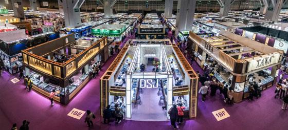 香港珠宝制造商协会即将举行成立30周年的珠宝盛会