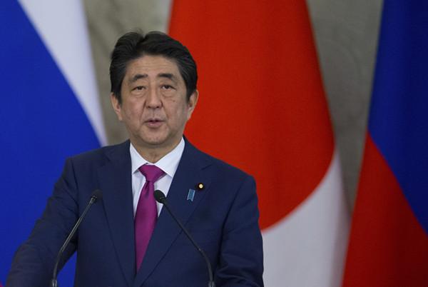 安倍称日本央行的超宽松政策不该一直持续