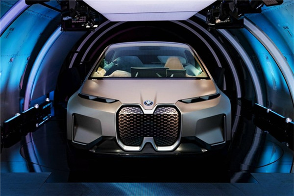 享受未来 宝马推出全新Vision iNEXT概念车