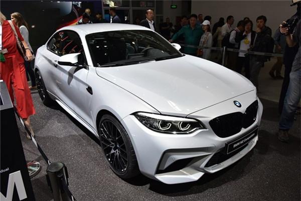 宝马M2雷霆版正式上市 新车售价64.98万元