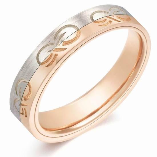 纪念独一无二的爱 新一代婚礼珠宝的标签