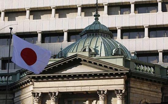 日银政策落后于全球央行