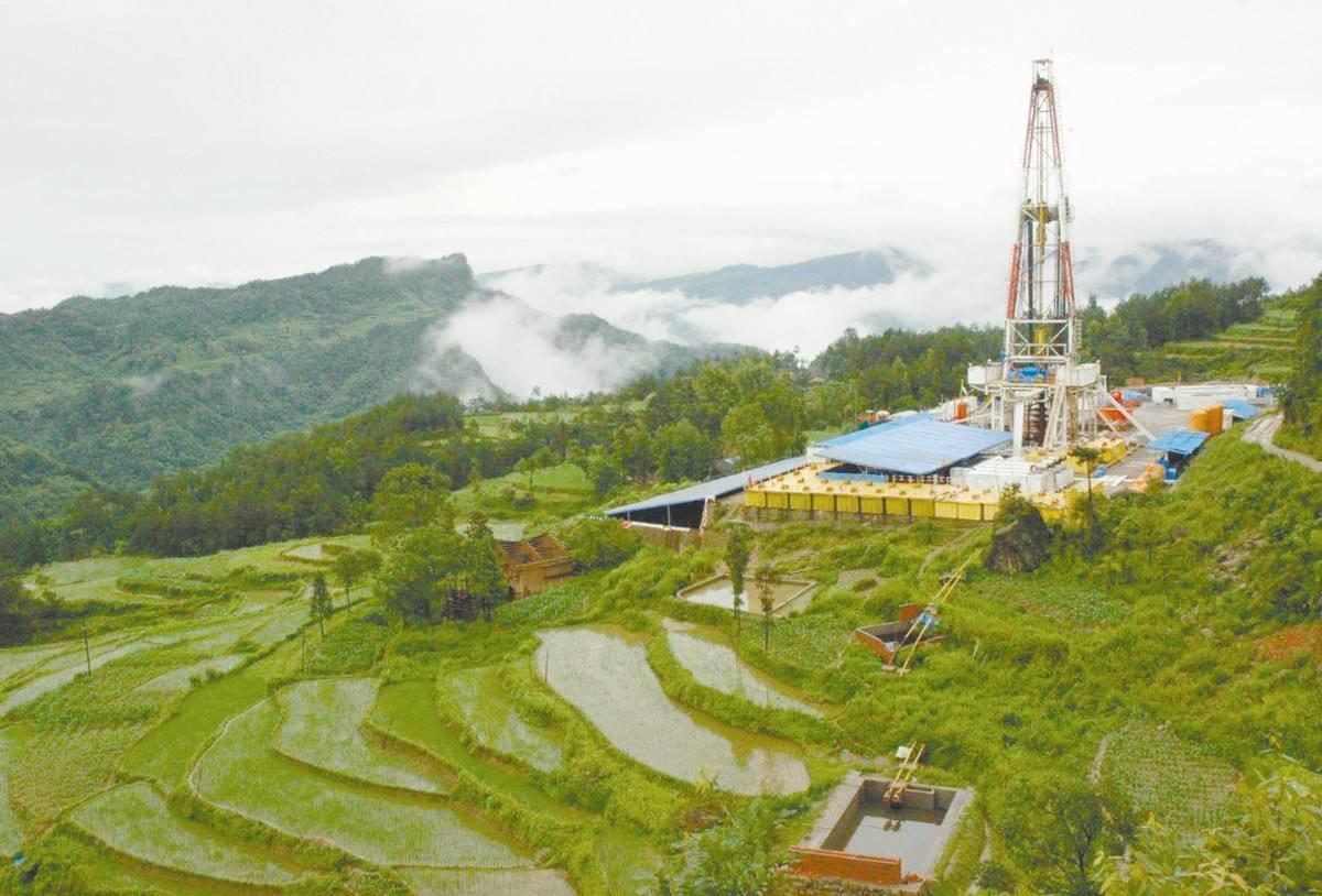 四川泸州中浅层页岩气勘探再获突破