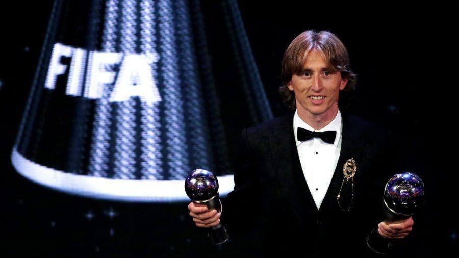 莫德里奇FIFA年度最佳 梅西C罗都投票给他
