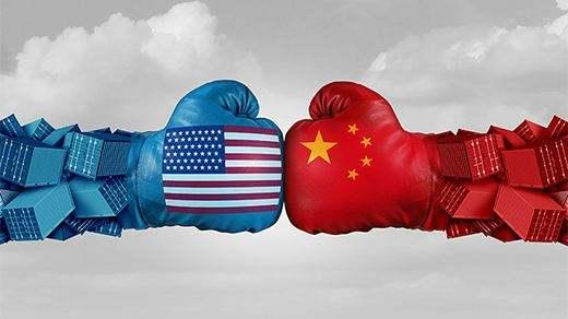 中美贸易战正式升级!国际黄金跌破千二大关