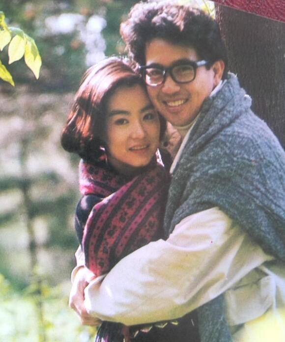 林青霞秦汉合影照 两人的感情是准备要结婚d 恋人