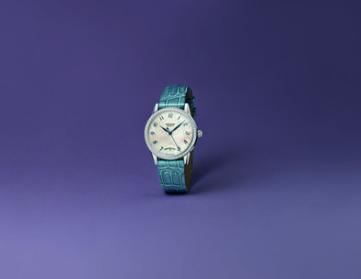 万宝龙推出全新宝曦系列日历自动上链腕表