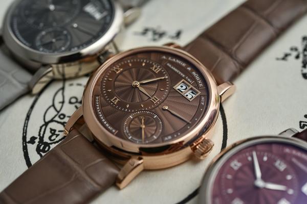 带你解读德国腕表——朗格