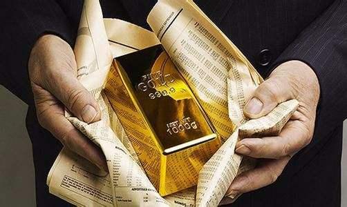 美联储决议引发巨震 现货黄金无奈抗压