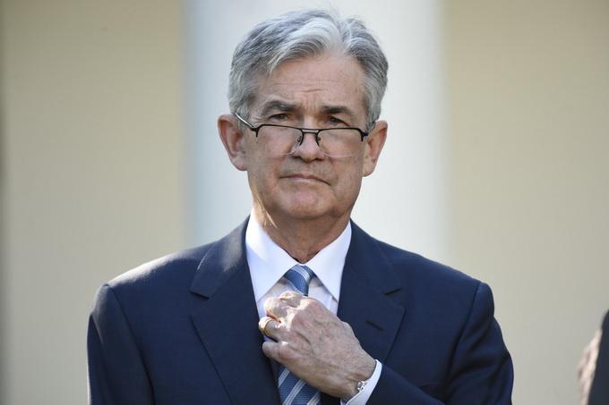 鲍威尔称经济强劲 利率仍处于低位