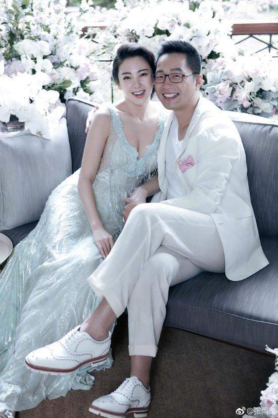 张雨绮离婚原因曝光 男方谎称租住公馆是自己买的