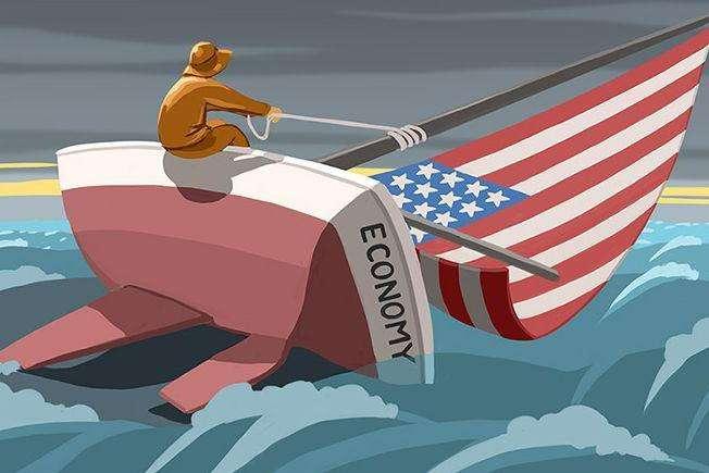 """美股市场将迎来""""疯狂十月"""""""