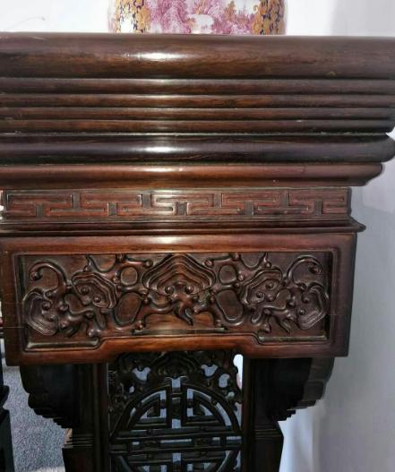 """""""太师椅""""红木家具的价格"""