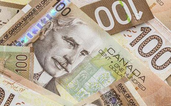 加元兑美元跳涨30点 但反弹有限