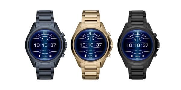 阿玛尼新推智能手表 看看有何神奇之处