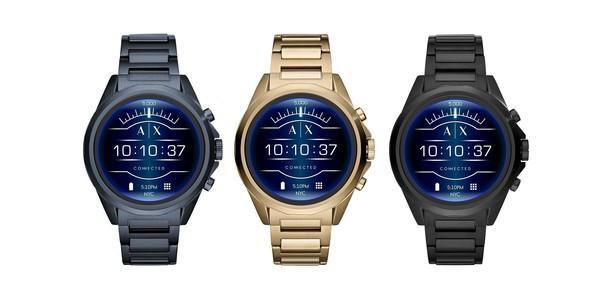阿玛尼将推出智能手表