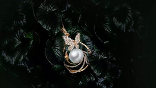 珍珠有望成为新的流行趋势 会持续至少七年之久