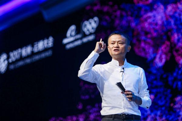 中概股:马云退出了阿里的VIE 这是不是马云对于中国传统零售一次空城计?