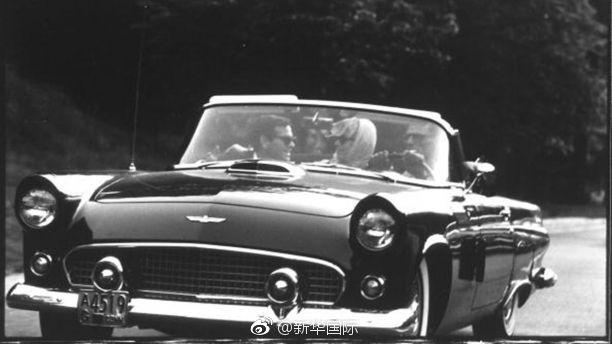 玛丽莲·梦露生前座驾将于11月拍卖