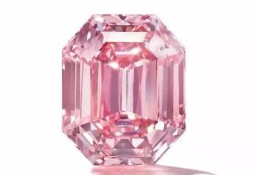 """最大最美的""""THE PINK LEGACY""""鲜彩粉红钻即将闪耀登场"""
