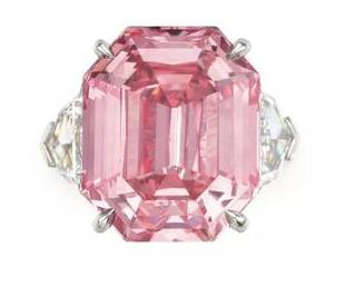 佳士得日内瓦将隆重呈献佳士得拍卖史上最大鲜彩粉红钻
